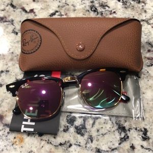 Rayban Clubmaster womens 51mm